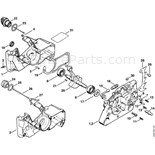 Stihl 026 Chainsaw (026WVH) Parts Diagram