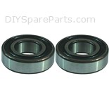 Countax Bearing (6205 2Rs)