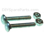 Stiga CARRIAGE BOLT M6 x 40