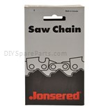 "Jonsered SAW CHAIN H30 72DL 0.325"" 1.3"