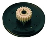 Qualcast Intermediate Drive Pulley & Gear