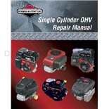 Briggs & Stratton Vanguard Single Cylinder OHV Repair Manual