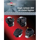 Briggs & Stratton Single Cylinder OHV Repair Manual