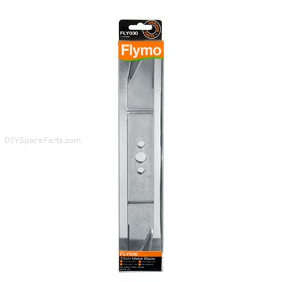 McCulloch Flymo Metal Blade 33cm - FLY030