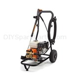 RB 302 Pressure Washer